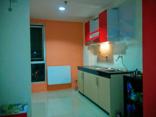 Foto: Jual/Sewa Apartemen Urbana Karawaci – Tangerang, Studio Semi Furnished