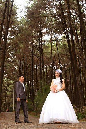 Foto: Foto Prewedding Stellian Brides