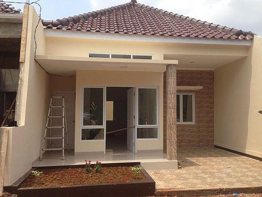 Foto: Rumah Baru di Ciracas Jakarta Timur