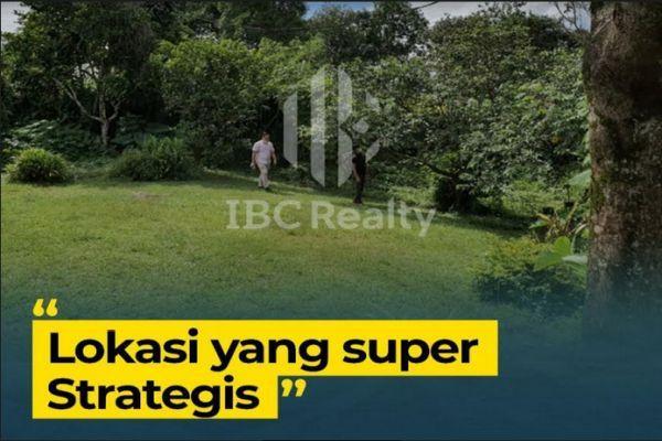 Foto: Jual Kavling Sangat Strategis di Puncak
